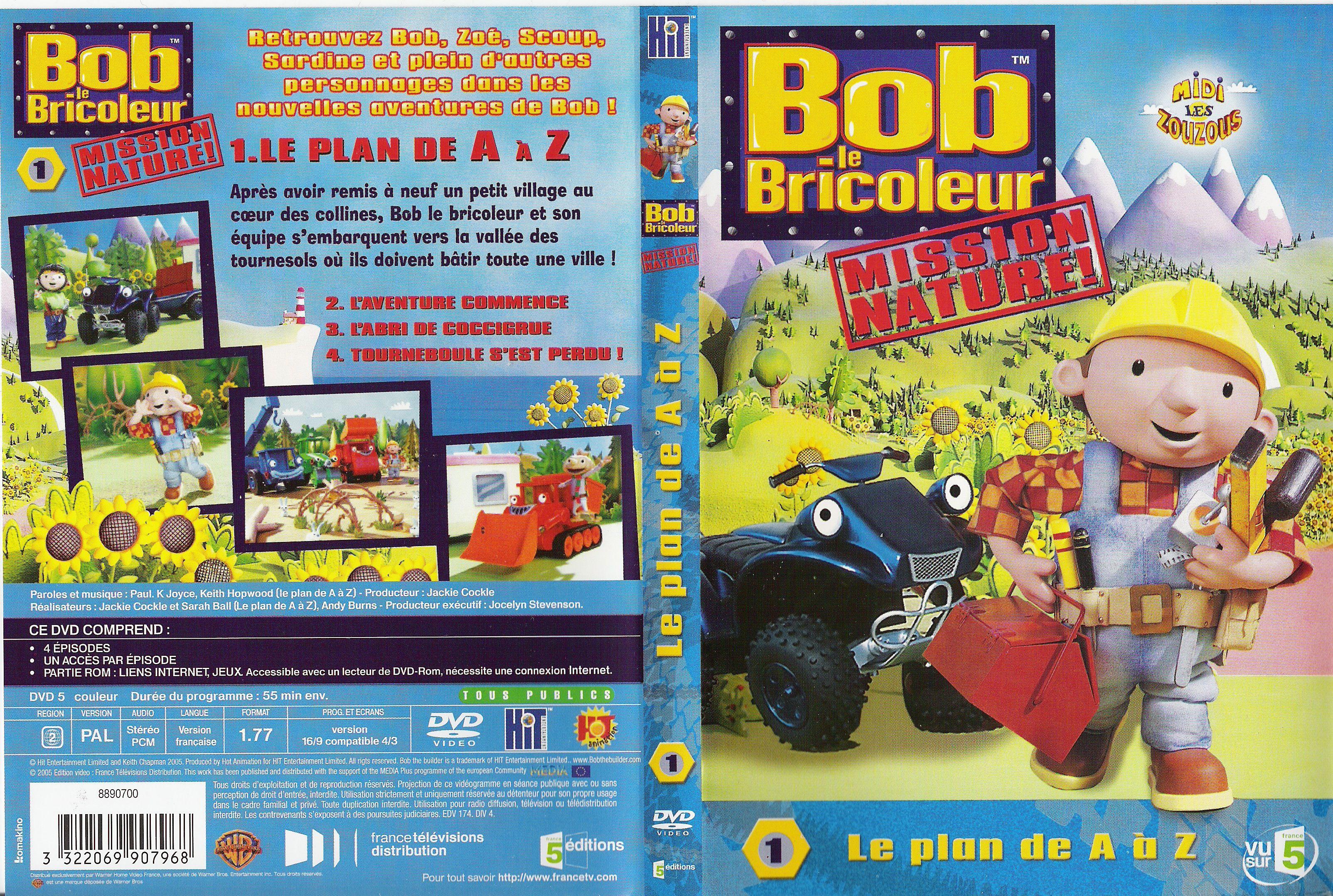 Zone 2 lettre A - Les Bricoleurs