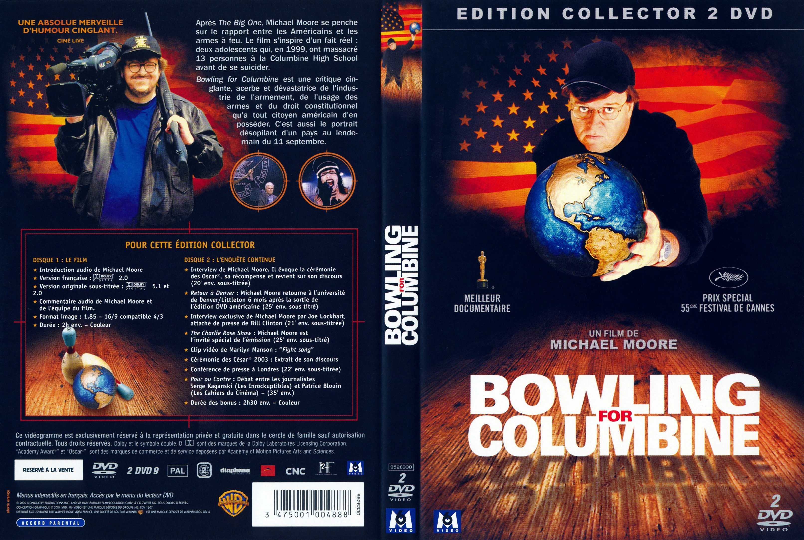 bowling for columbine essay introduction