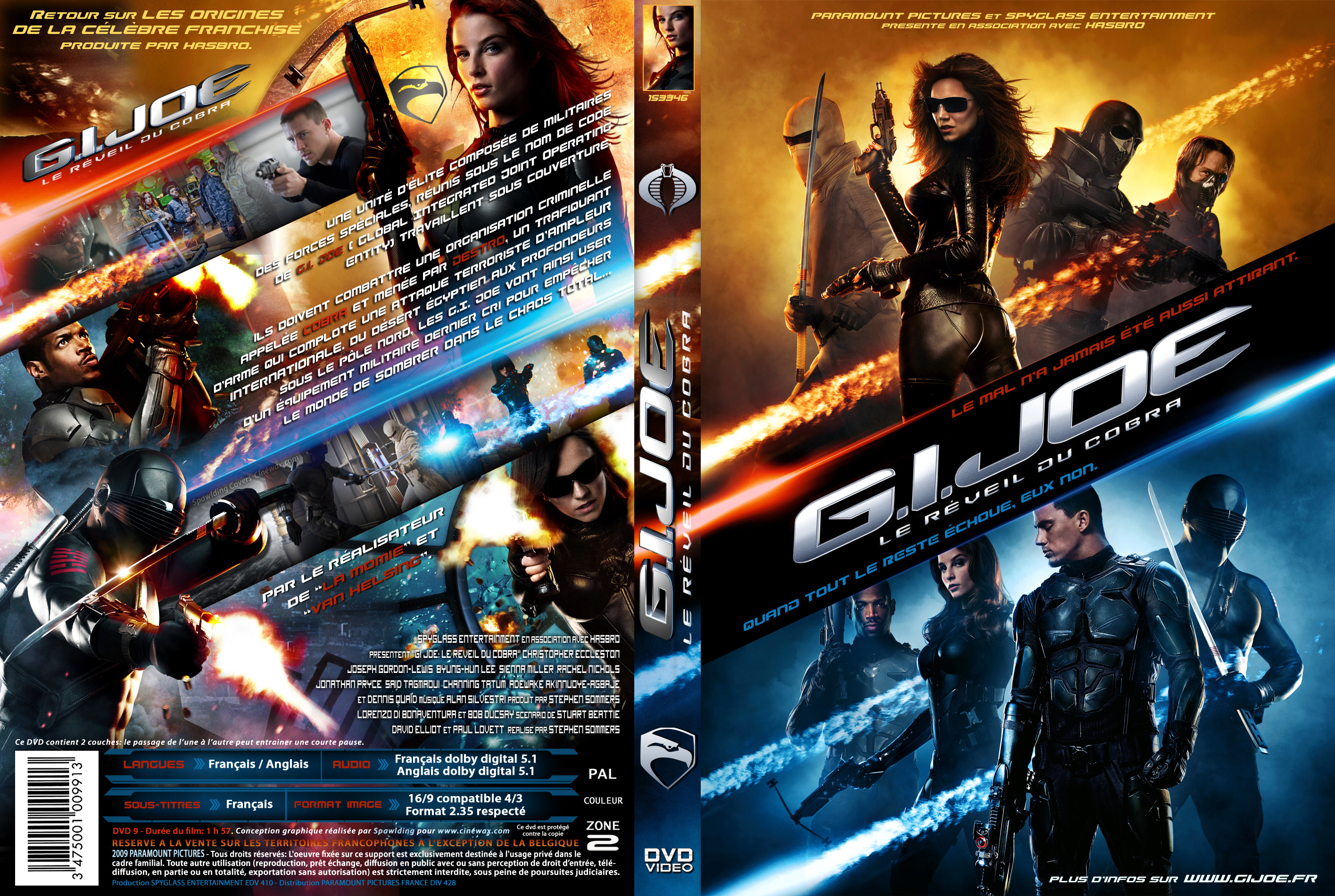 Watch G I Joe The Rise Of Cobra movie online for free