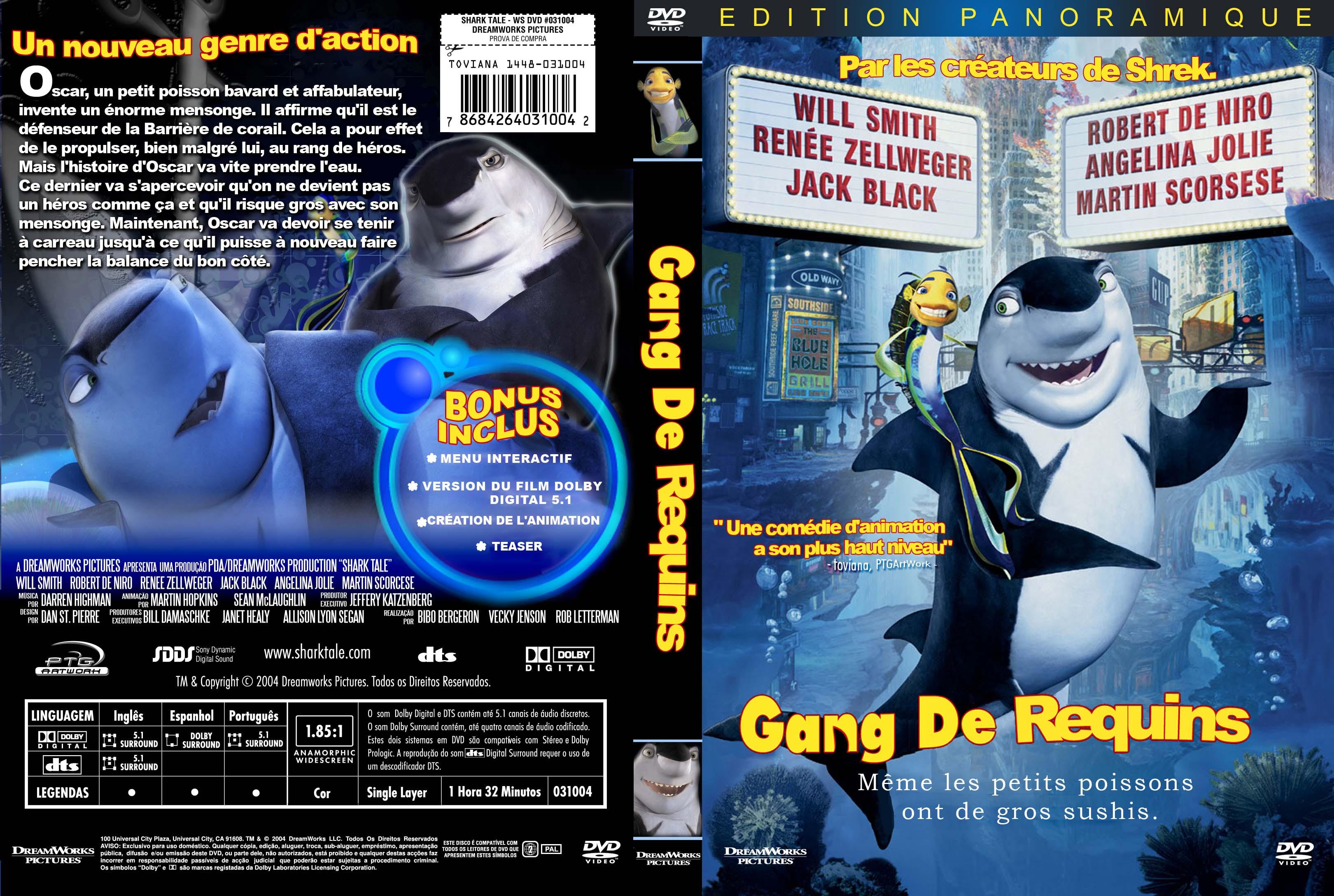 Gang de requins custom
