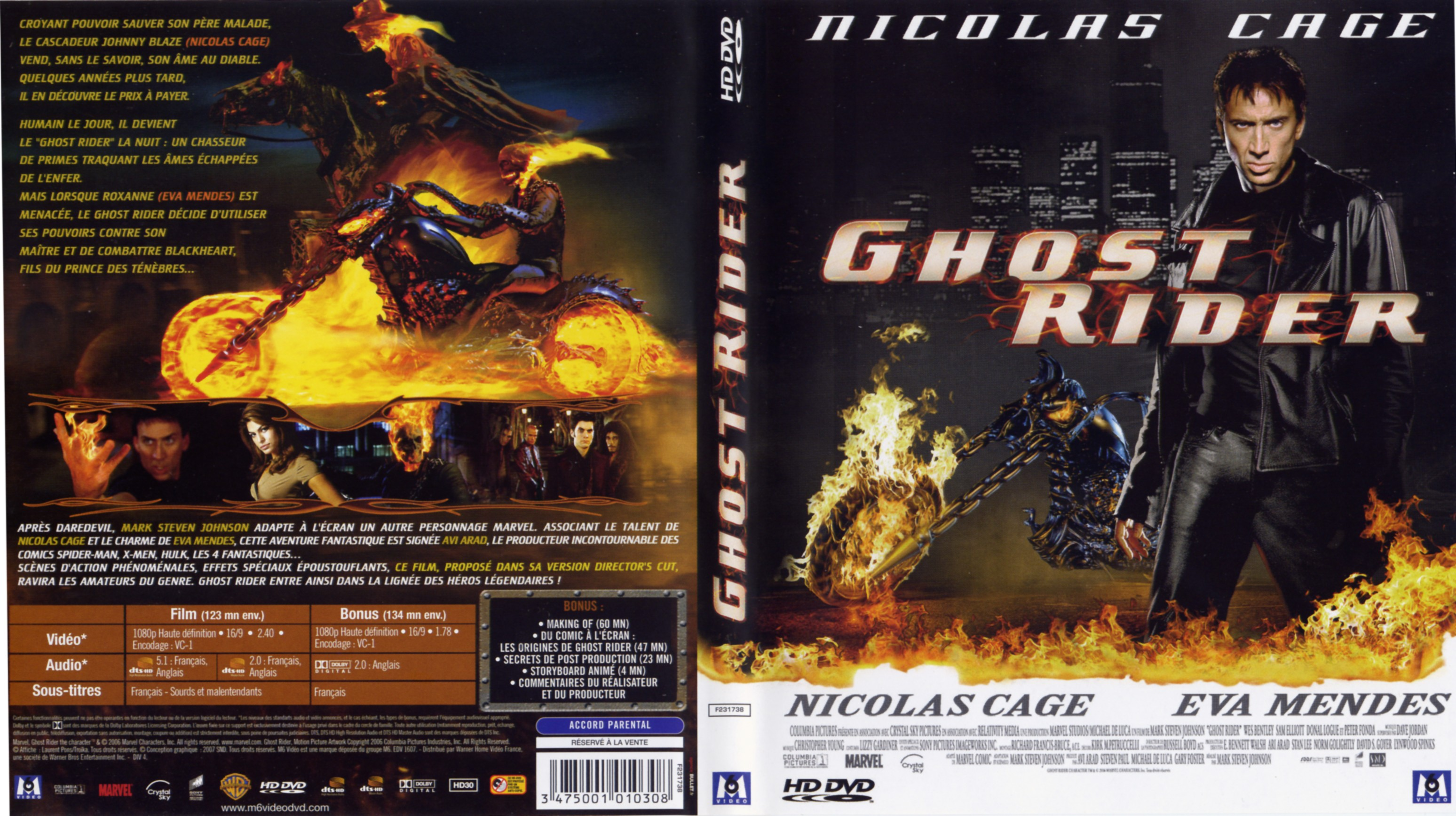 Ghost rider 2 in nackt sexy slut
