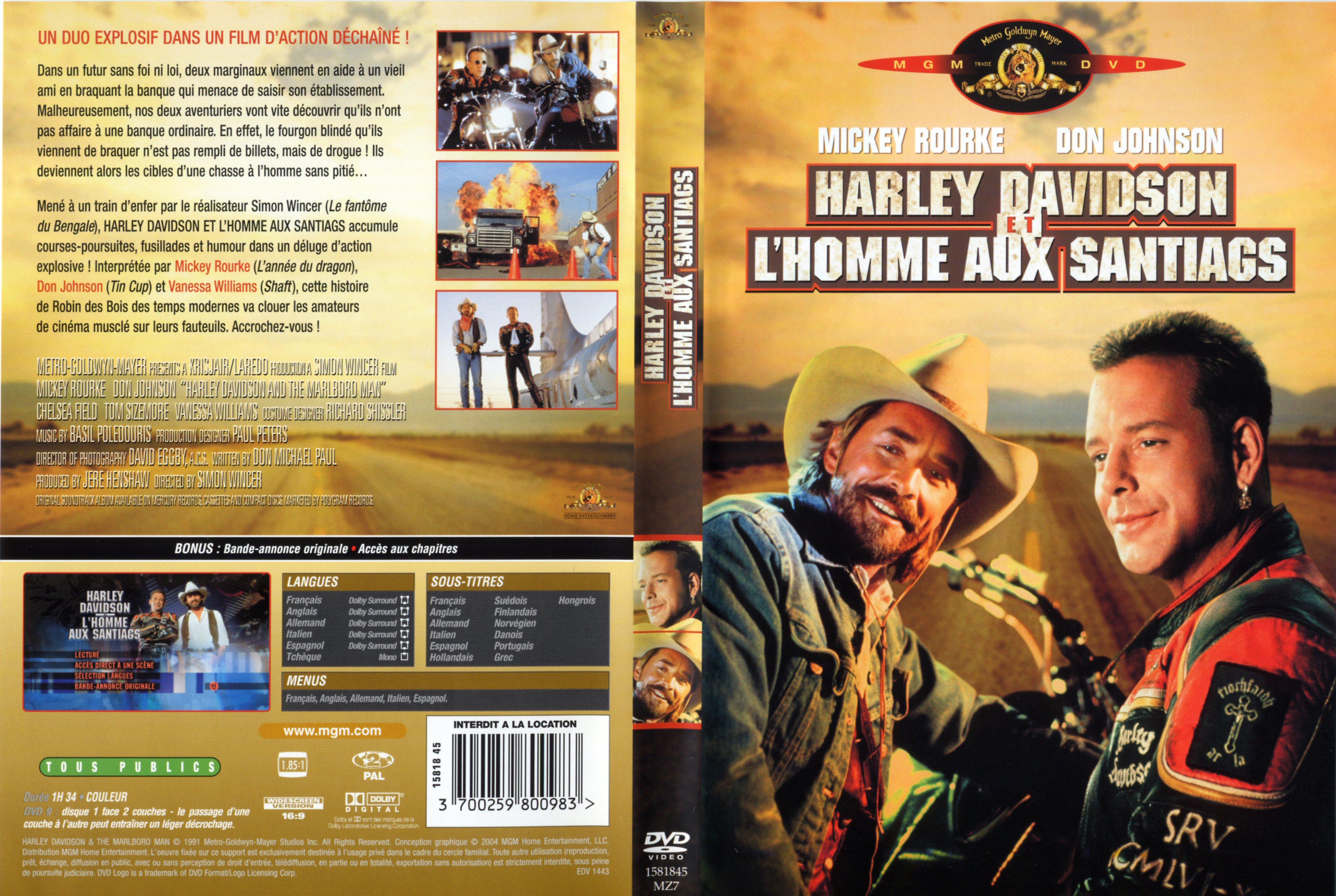 Harley Davidson Et L Homme Aux Santiags Torrent