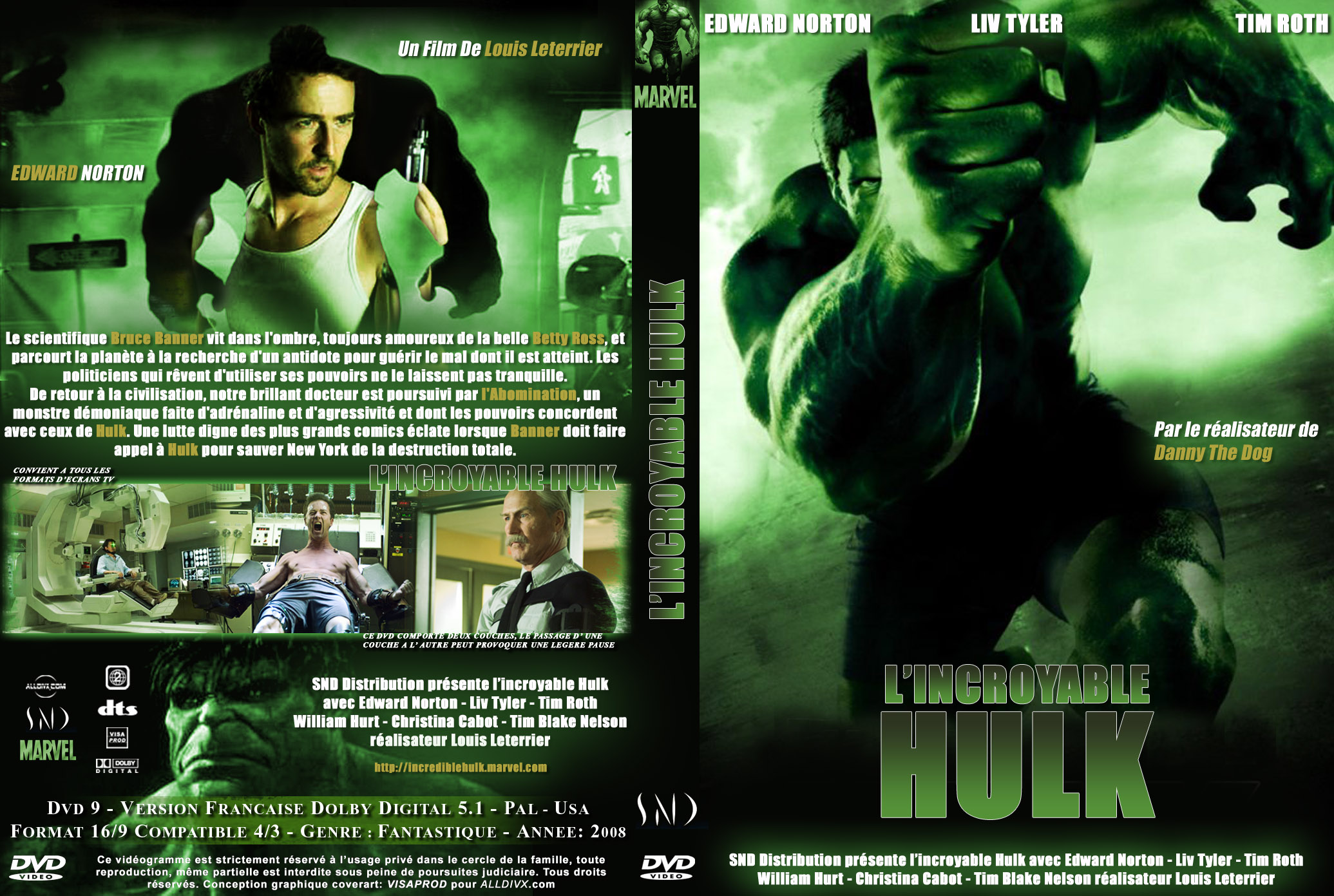 hulk covers