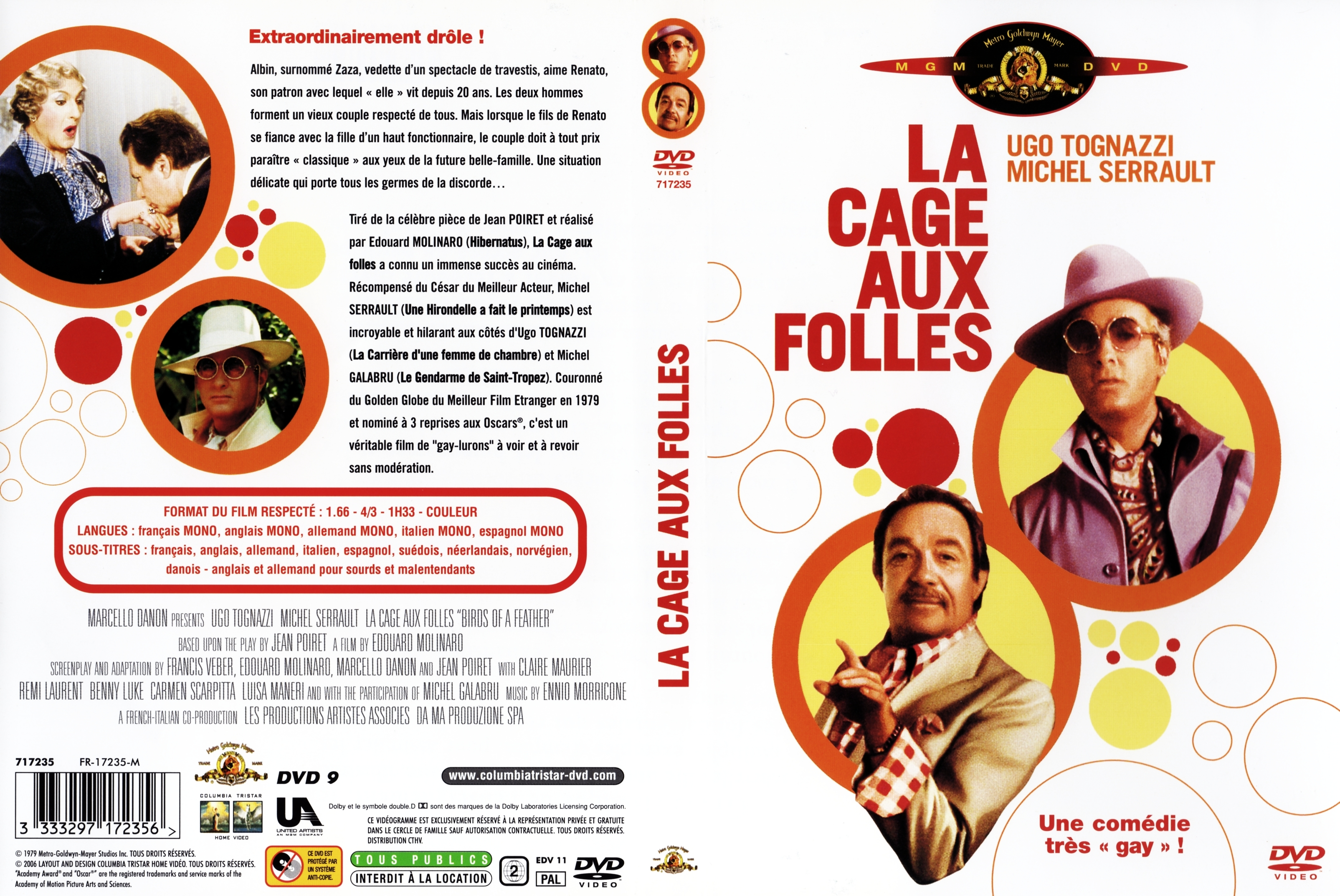 an insight on the representation of same sex couples and queer individuals in la cage aux folles and Expressed his hope that the supreme court would decide to recognize same-sex marriage adaptation as a queer process is la cage aux folles.