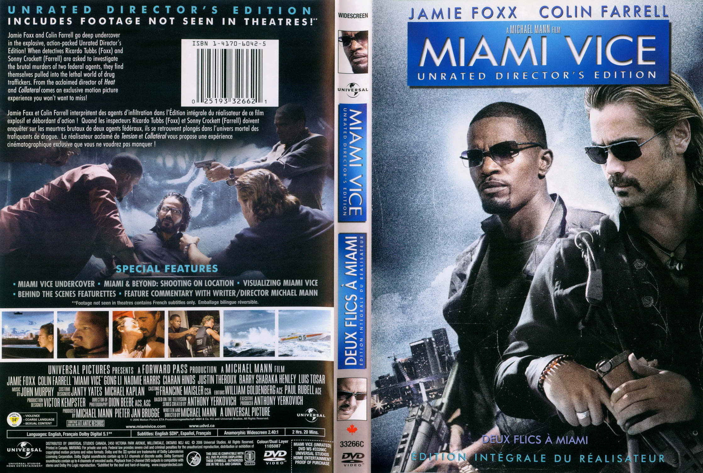 1298 miami vice 2006 alex 39 s 10 word movie reviews. Black Bedroom Furniture Sets. Home Design Ideas