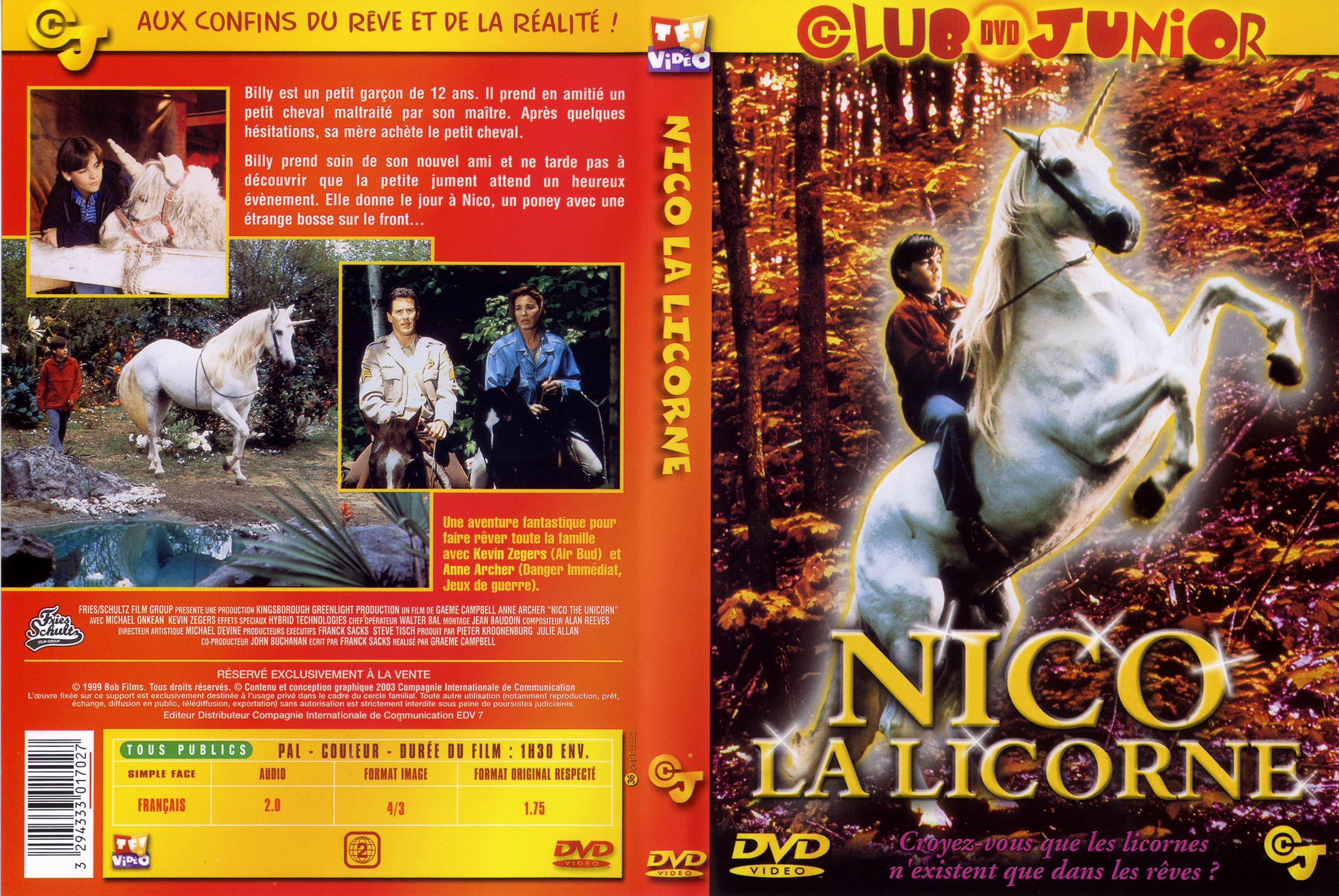 Nico La Licorne [FRENCH] [DVDRIP] [FS] [US]