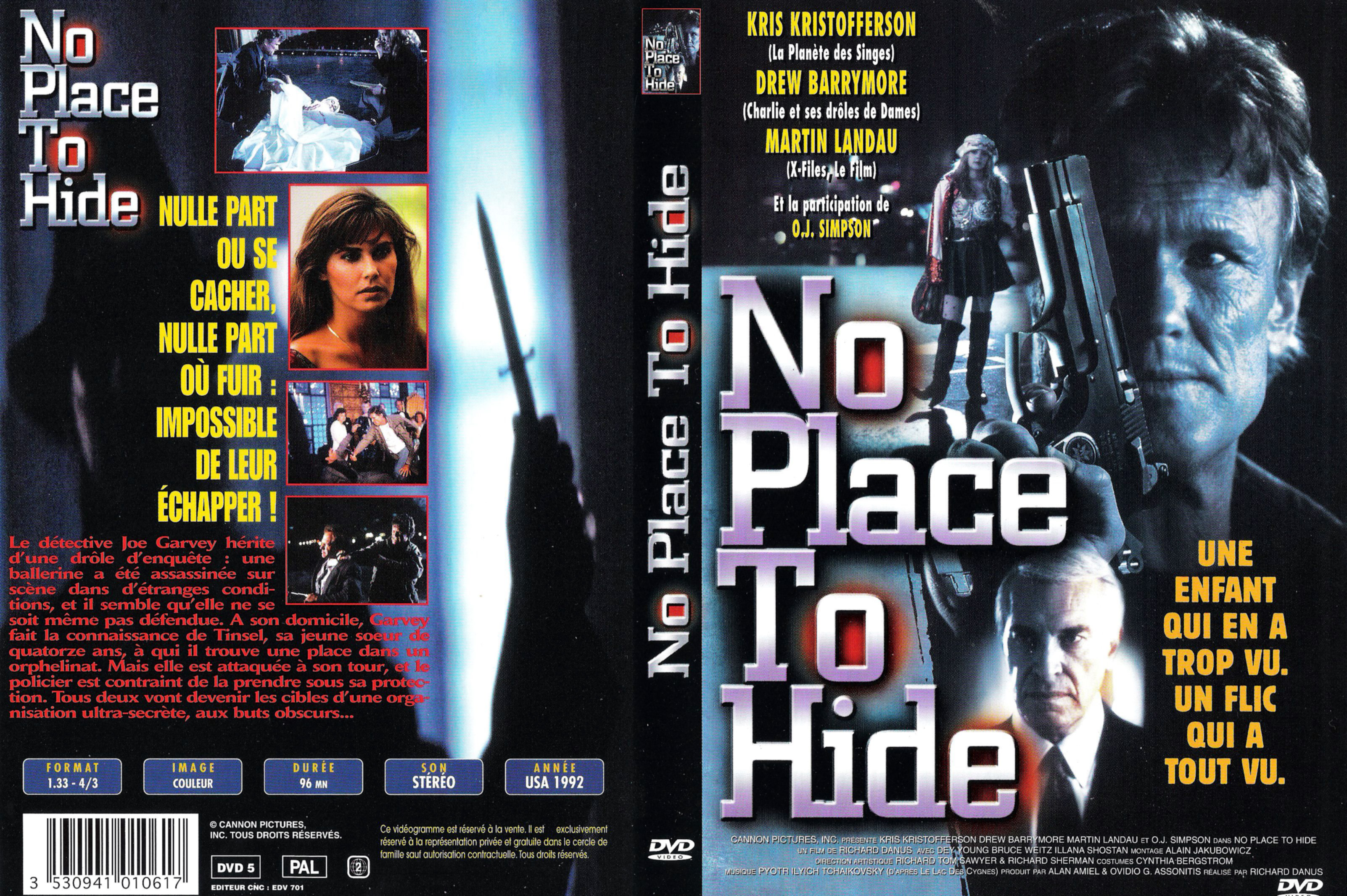 no place to hide Ver vídeo this documentary explored the relationship between terrorist groups, and their real connections and motivations it is usually assumed that individual.