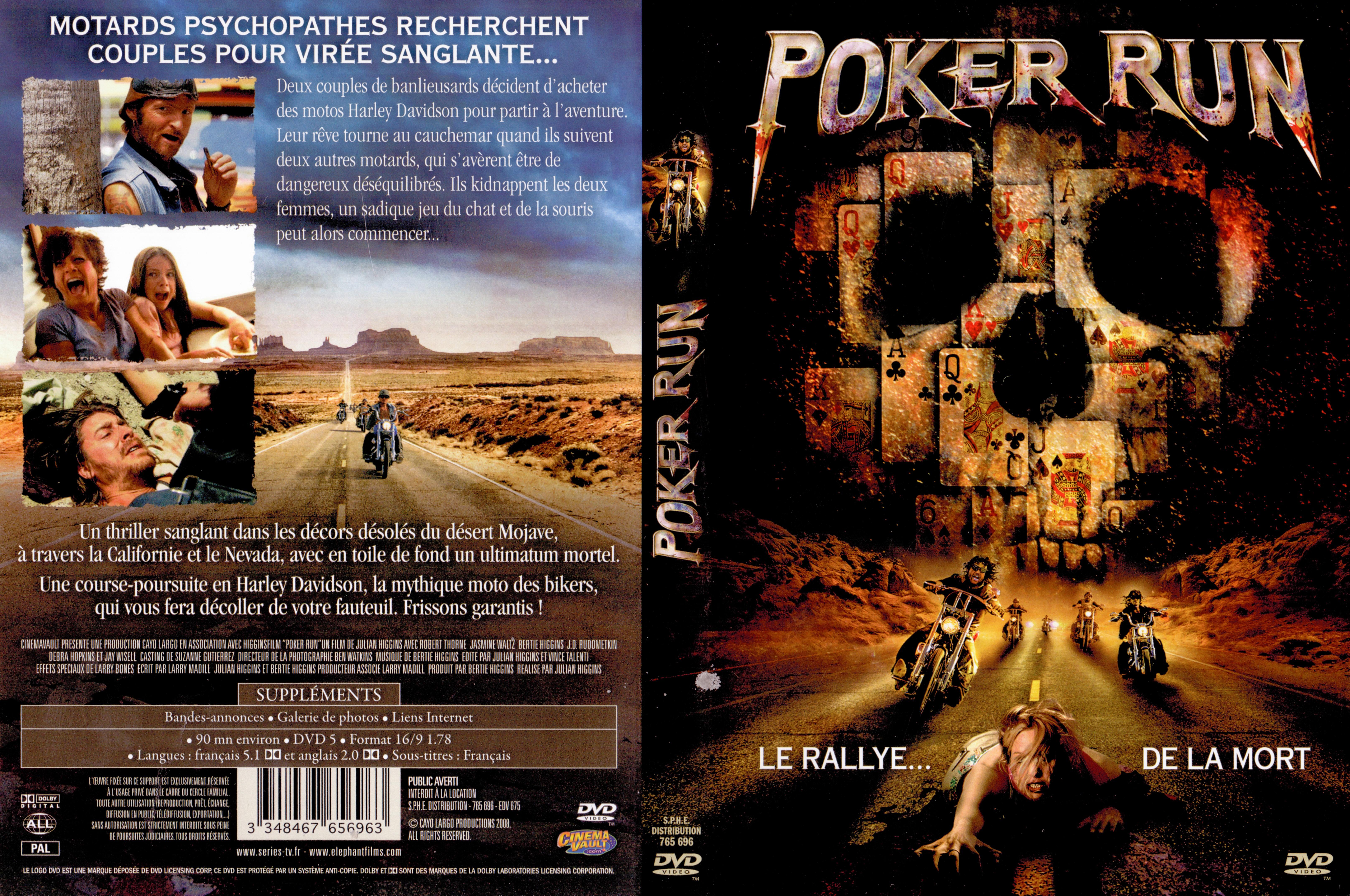 Dust in the desert poker run cfdt casino restauration