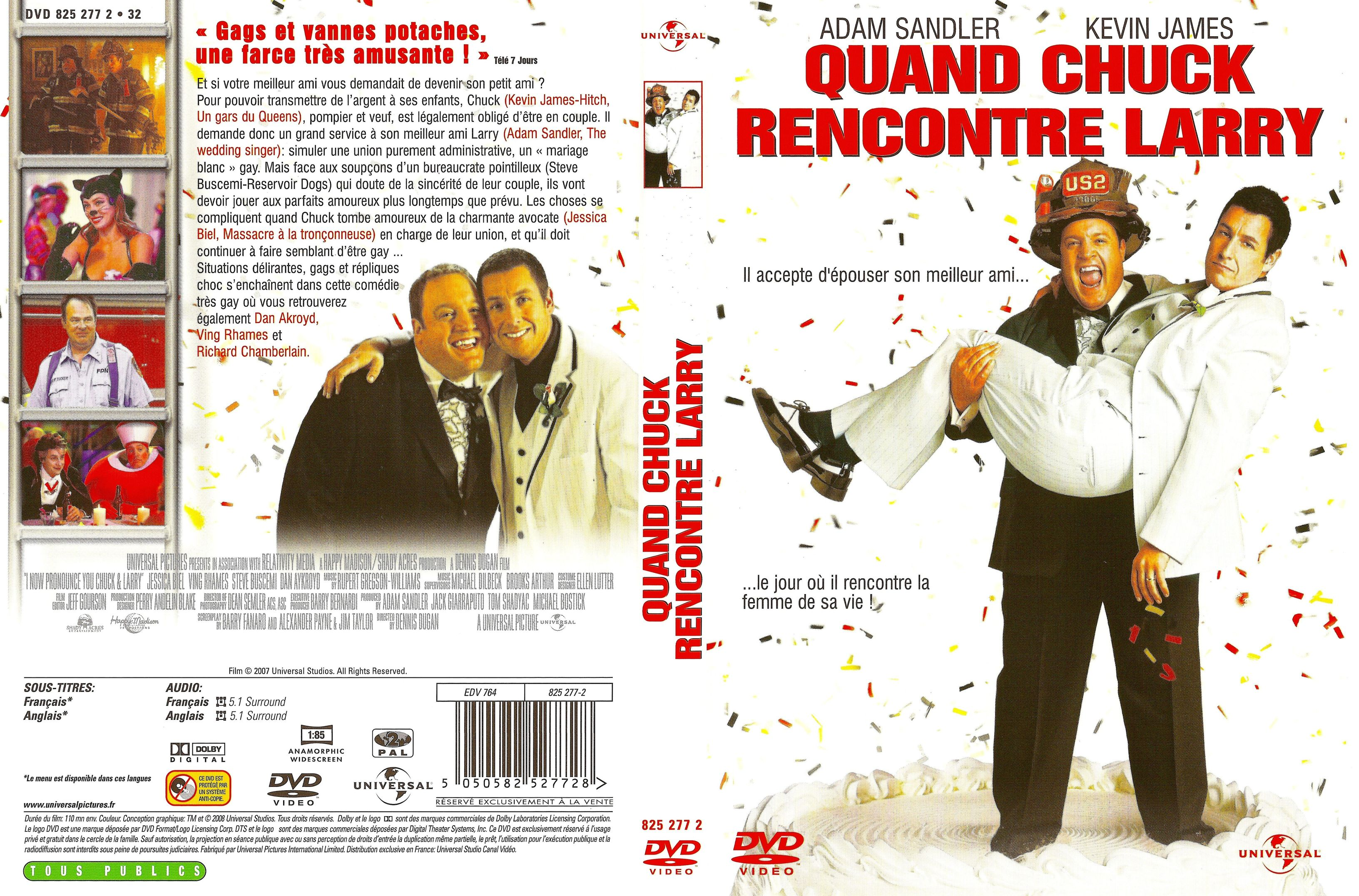 Quand chuck rencontre larry truefrench