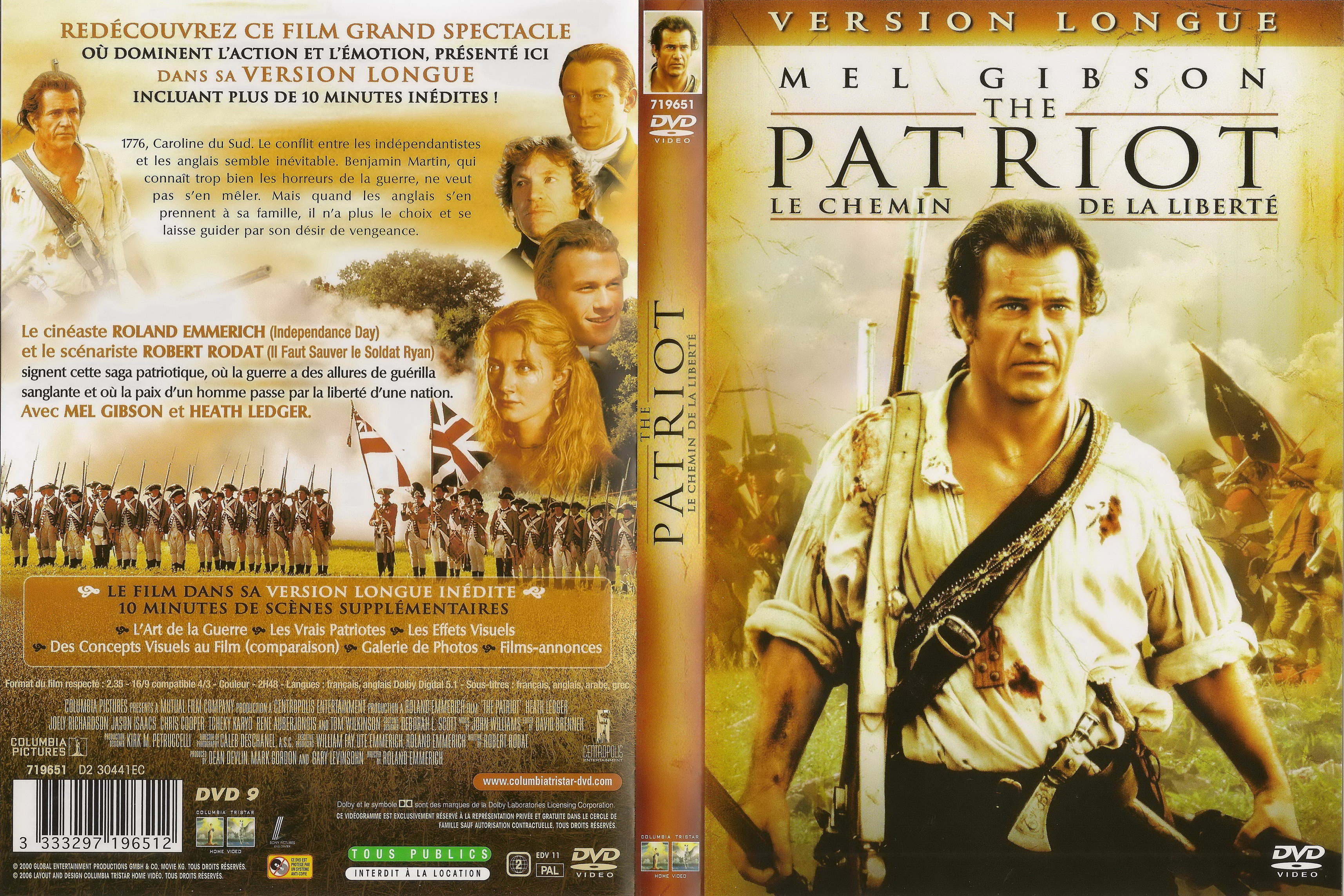 summary of the movie the patriot essay Watch video title: the patriot (2000) 72 /10 want to share imdb's rating on your own site use the html below you must be a registered  plot summary | plot synopsis.